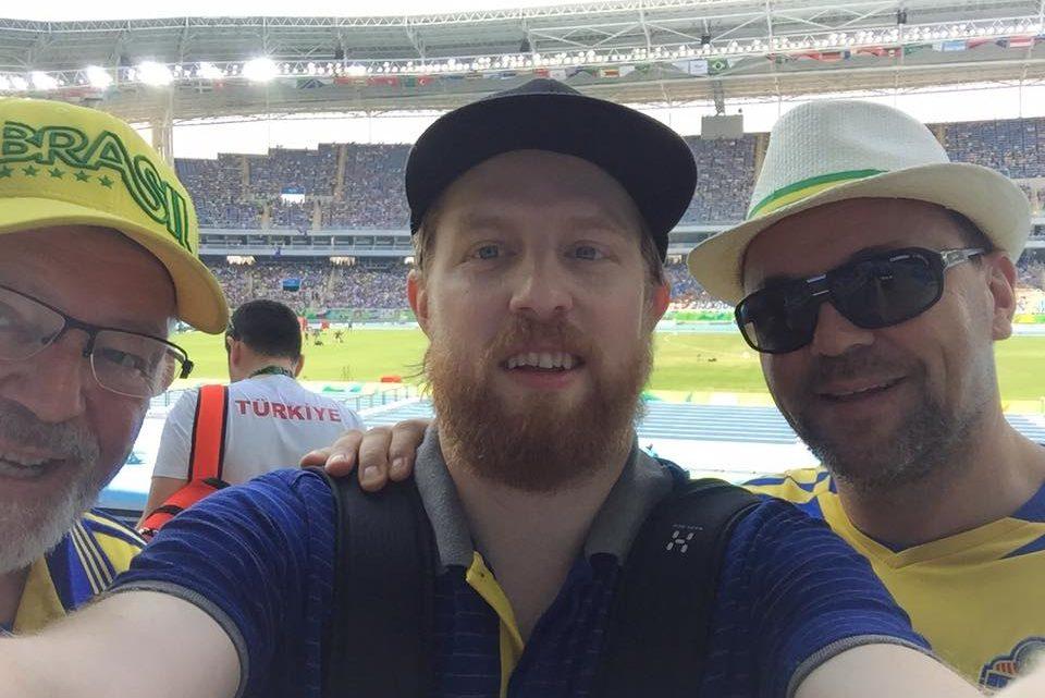 OS semifinalen på Maracanã